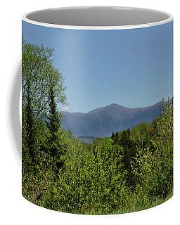 White Mountain View Coffee Mug