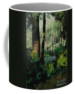 White Mountain Woods Coffee Mug