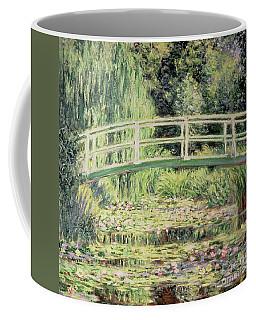 White Nenuphars Coffee Mug