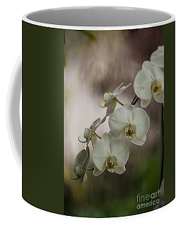 White Of The Evening Coffee Mug