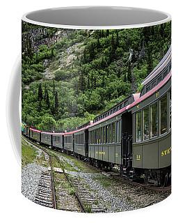White Pass And Yukon Railway Coffee Mug