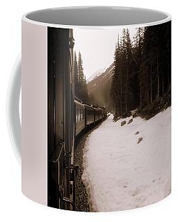 White Pass Railway Coffee Mug