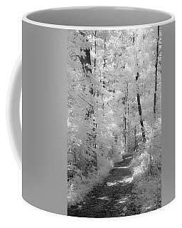 White Path Coffee Mug
