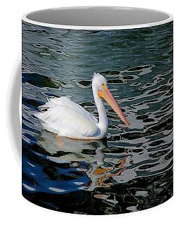 White Pelican, Too Coffee Mug