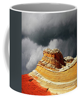 Coffee Mug featuring the photograph White Pocket 35 by Bob Christopher