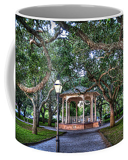 White Point Gardens Coffee Mug
