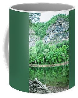 White River, Arkansas 4 Coffee Mug