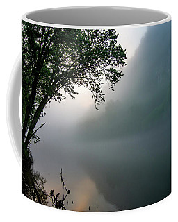 White River Morning Coffee Mug