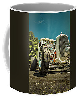 White Rod Coffee Mug