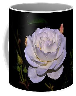 White Rose 006 Coffee Mug by George Bostian
