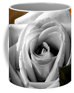 White Rose 2 Coffee Mug