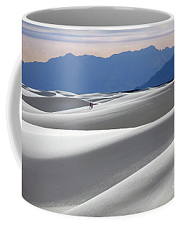 White Sands Hikers Coffee Mug