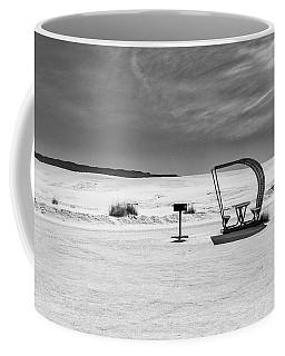 White Sands National Monument #9 Coffee Mug
