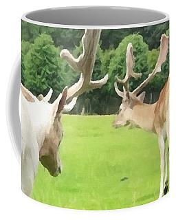 White Stag Coffee Mug