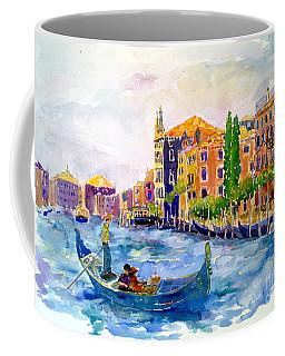 White Swan Of Cities Coffee Mug