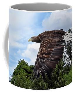 White Tailed Eagle Coffee Mug