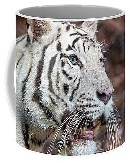 White Tiger 1 Coffee Mug