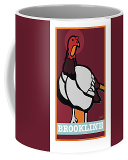 Ghost Turkey Coffee Mug