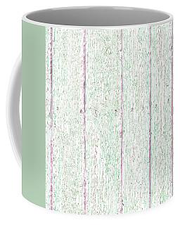 Coffee Mug featuring the digital art White Wash by Kathy Kelly