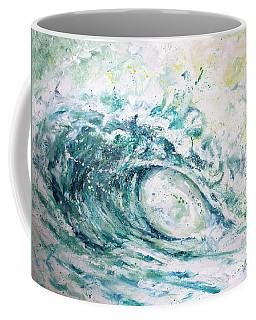 White Wash Coffee Mug