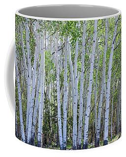 White Wilderness Coffee Mug by James BO Insogna