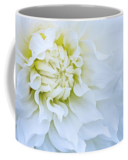 White Wonder Coffee Mug