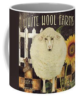 White Wool Farms Coffee Mug