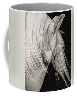Whitefall Coffee Mug by Pat Erickson