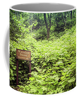 Whitefish Dunes Entrance Coffee Mug