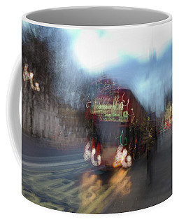 Coffee Mug featuring the photograph Whitehall by Alex Lapidus