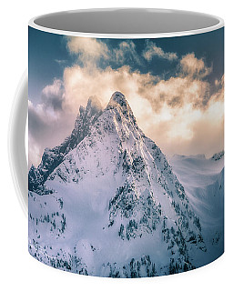 Whitehorse Clouds Coffee Mug