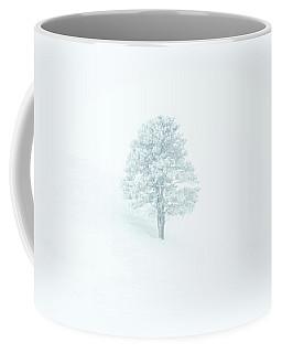 Whiteout Coffee Mug