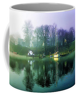 Coffee Mug featuring the photograph White's Cove Awakening by Brian Wallace