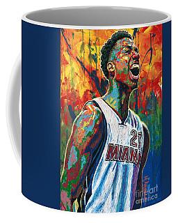 Whiteside Celebrates Coffee Mug