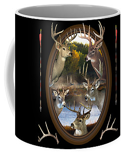 Whitetail Dreams Coffee Mug