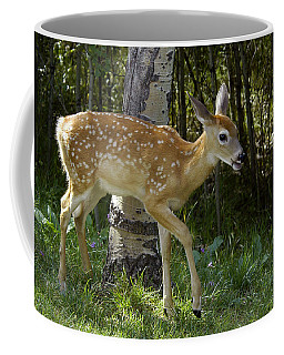 Whitetail Fawn Coffee Mug