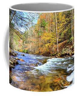 Whitetop River Fall Coffee Mug