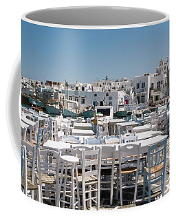 Whitewashed Naoussa Coffee Mug