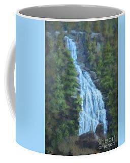 Whitewater Falls I Coffee Mug