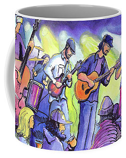 Whitewater Ramble At The Barkley Ballroom Coffee Mug by David Sockrider
