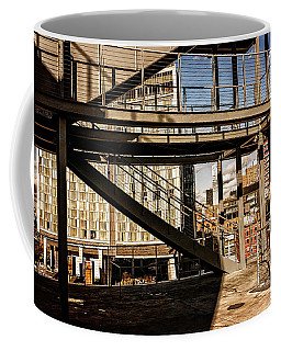 Whitney Terrace Grid Coffee Mug