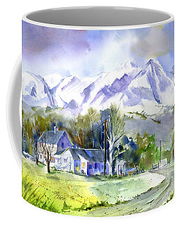 Whitney's White House Ranch Coffee Mug