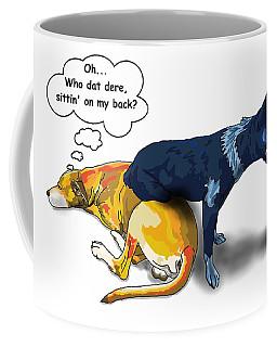 Who Dat Dere Coffee Mug