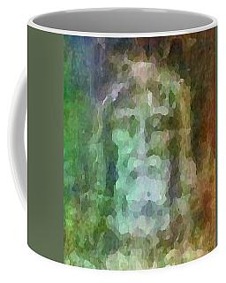 Who Do Men Say That I Am - The Shroud Coffee Mug