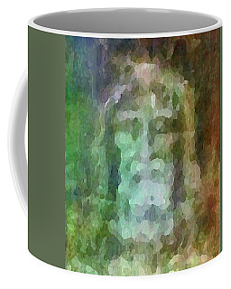 Who Do Men Say That I Am - The Shroud Coffee Mug