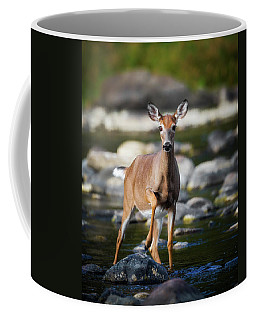 Who Goes There Coffee Mug