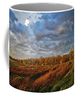 Who Has Seen The Wind? Coffee Mug by Keith Boone