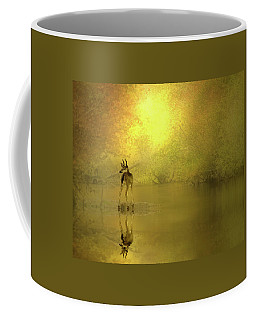 A Silent Autumn Morning Coffee Mug