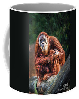 Who Is There   Go6 Coffee Mug