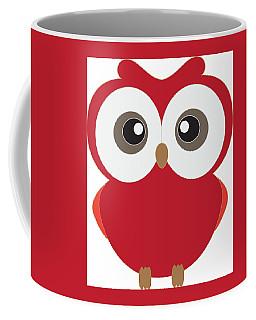 Who Coffee Mug